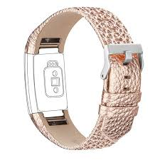 fitbit bracelet leather images Igk igk fitbit charge 2 bands leather adjustable replacement jpeg