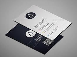 25 minimal business card templates 2017 pixel curse