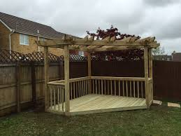 Pergola Ideas Uk by Corner Pergolas Uk Innovation Pixelmari Com