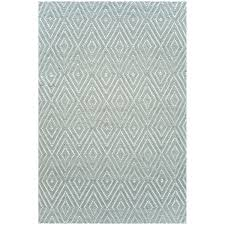 Dash And Albert Outdoor Rugs by Dash U0026 Albert Diamond Light Blue Ivory Indoor Outdoor Rug