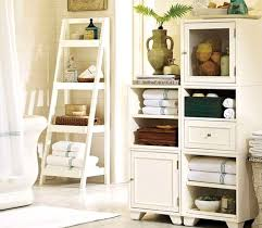 Bathroom Storage Ladder Inspiring Contemporary Bathroom Storage Ideas Ladder Shelf