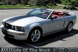 2014 Mustang Gt Convertible Black 2006 Mustang Gt