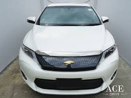 toyota harrier rent lease a toyota harrier by ace drive car rental