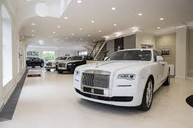 roll royce garage rolls royce london opens new state of the art showroom gtspirit
