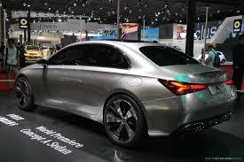 mercedes sedan mercedes concept a sedan previews production model due in 2018