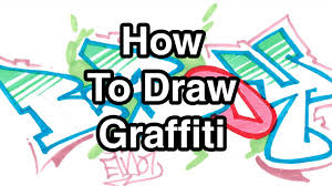 how to draw graffiti letters for beginners u2013 graffiti know how