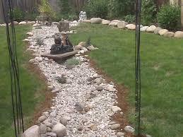 Drainage Issues In Backyard Amazing Backyard Drainage Ideas Identifying Landscape Drainage