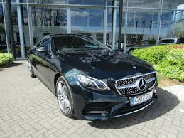 mercedes 220 amg used 2017 mercedes e class e 220 d amg line coupe for sale in