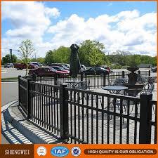 modern ornamental steel iron fence parts buy modern steel