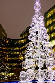 Decorated Christmas Tree London by 13 Best Christmas Displays For Hire Bespoke Design Uk