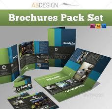 14 creative 3 fold photoshop indesign brochure templates web