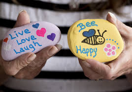 How To Start A Rock Garden by Pittsburgh Rocks Is A Facebook Group That Aims To Spread Kindness