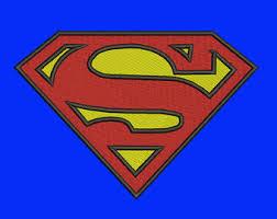 superhero embroidery etsy