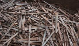 cut nails stock images image 31192714