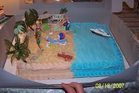 cake designs with hawaiian themes for kids best birthday cakes