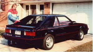 1982 mustang glx 1982 1993 canadian export mustang gt s 1982 1993 mustang gt registry