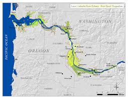 Map Of Astoria Oregon by Columbia River Estuary Science Policy Exchange