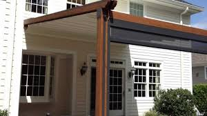 Pergola With Fabric by Durasol Awnings