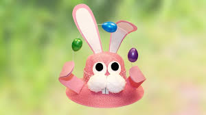 easter bunny hat make a bunny hat