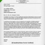 construction cover letter sample yourmomhatesthis