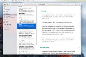 paper writing software ulysses 2 5 tom s mac software pick