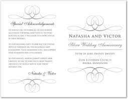 downloadable wedding program templates grey overlapping calligraphy wedding program template downloadble