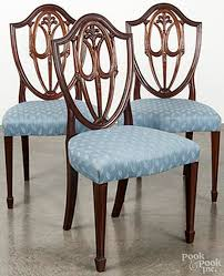 how to identify hepplewhite style antique furniture
