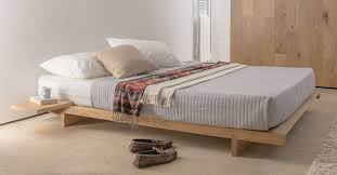Japanese Bed Frames Japanese Fuji Attic Wooden Bed Frame By Get Laid Beds
