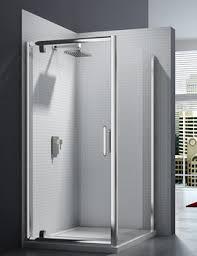 Inward Opening Shower Door Pivot Shower Doors Hinged Shower Doors From 62 Qs Supplies