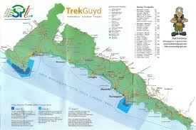 Map Of Cinque Terre Cinque Terre Trails Map Photo Shared By Manon39 Fans Share Images