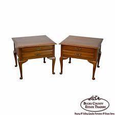 queen anne entry table harden furniture ebay