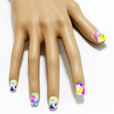 all different color nails nails art ideas
