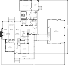 Southern Living Floorplans Stones River Cottage Looney Ricks Kiss Architects Inc