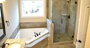 corner tub bathroom designs corner tub ideas corner stand up bathtub small bathroom ideas with