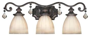 Western Vanity Lights Astonishing Vanity Lights For Bathroom Timetotime Me On