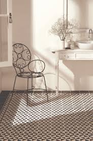 avignon tiles feature a stylish monochrome pattern inspired by