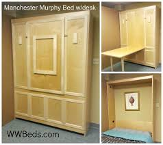 Diy Murphy Desk Desk Murphy Bed Desk And Bed Decor Diy Murphy Bed Desk Combo