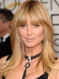 what face shape heidi klum 10 gorgeous hairstyles for women with square shaped face stylewe blog