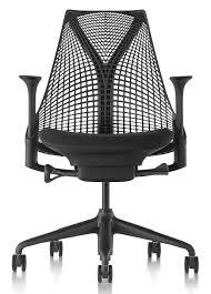 herman miller sayl chair basic black gr shop canada