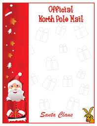 letters to kids from santa com personalized printable santa