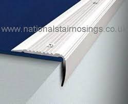 35x30mm aluminium stair nosings for carpet vinyl laminate u0026 tile