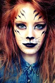halloween makeup ideas easy 15 animal face paintings u2013 top cheap u0026 easy design for halloween