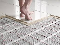 bathroom flooring cool bathroom floor heating mats decoration