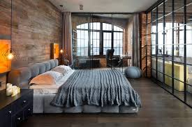 Urban Style Interior Design - urban style bedroom industrial with tufted headboard l listed