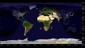 Earth Globe Map World by Animated Day And Night World Earth Map With Sun And Moon Position