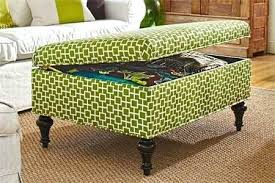 Custom Fabric Ottoman by Ottoman Request A Custom Order And Have Something Made Just For