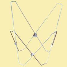 Butterfly Folding Chair Algoma White Butterfly Chair Frame 4800 Ebay