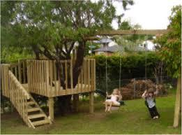 Do It Yourself Backyard Ideas Triyae Com U003d Backyard Treehouse Kits Various Design Inspiration