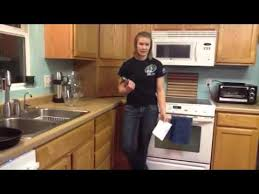 al e how to clean a kitchen properly youtube