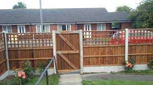 the team of experts for wooden garden gates and all types of fencing